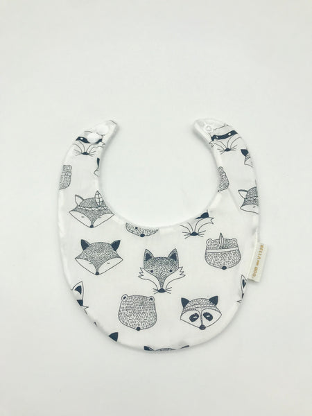 WILD ONE ANIMALS Bib