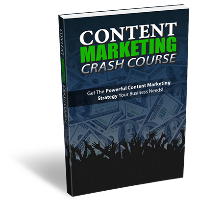 Content Marketing Crash Course eBook