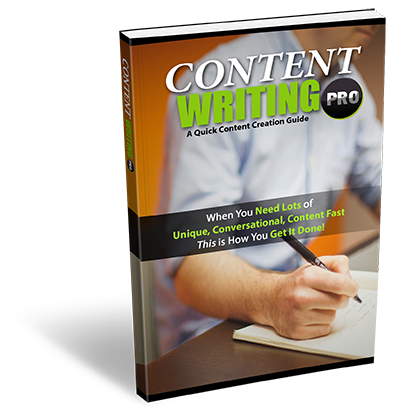 Content Writing Pro Guide