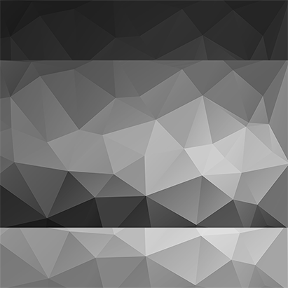 Poly Geometric Web Background Banner Greyscale