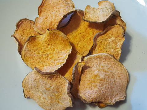 Bacon Sweet Potato Chips