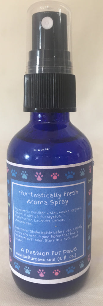 """Fur""tastically Fresh Aroma Spray - 2 fl. oz."