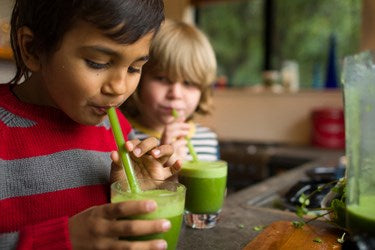 8 Tips For Getting Your Kids to Drink Green Juice
