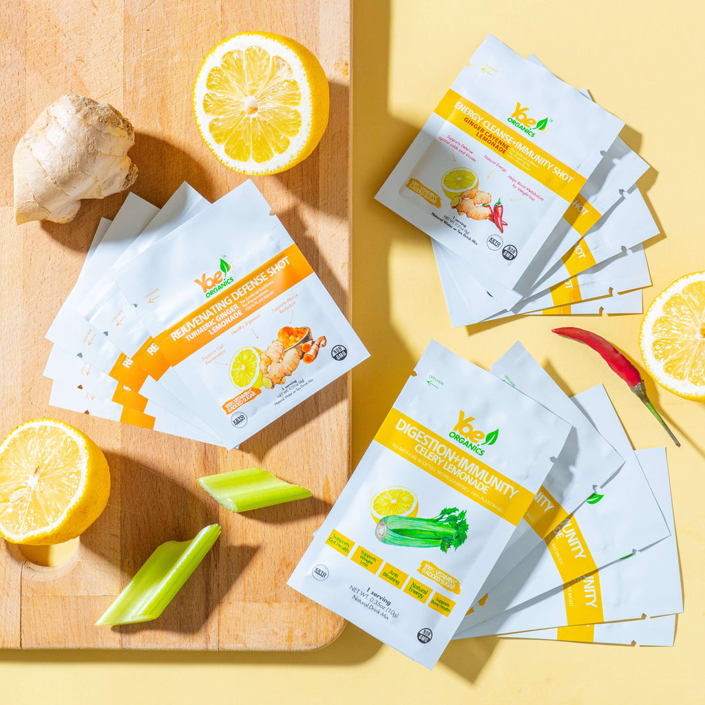 5 Day Master Lemonade Cleanse