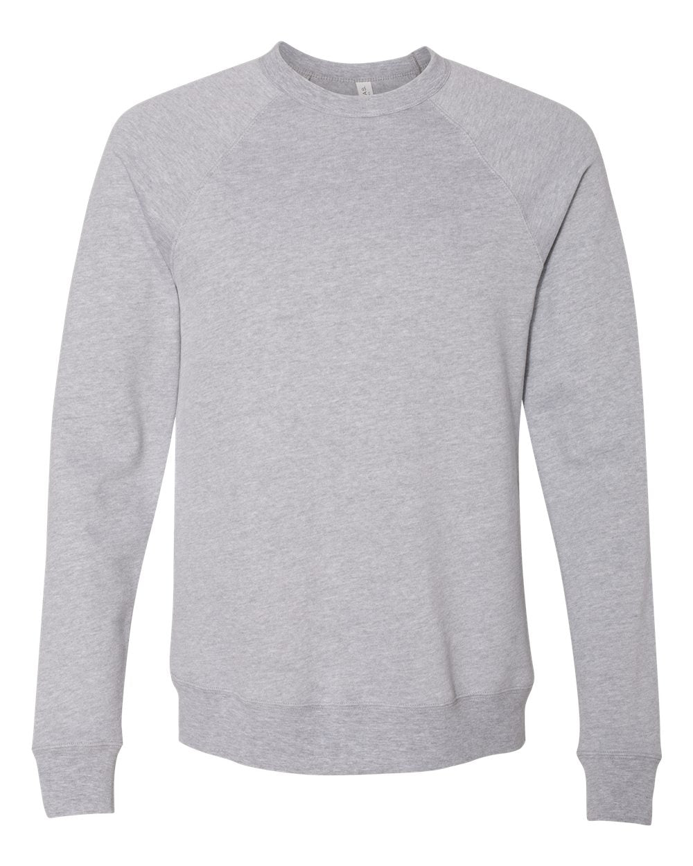 BELLA + CANVAS - Unisex Sponge Fleece Raglan Sweatshirt