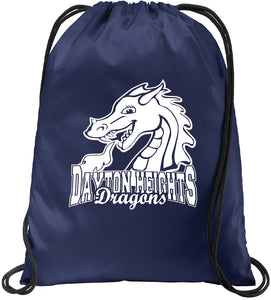 Dayton Heights Cinch Bag for 3rd to 5th grade