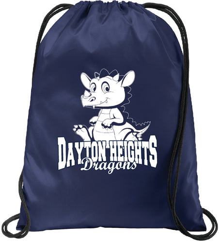 Dayton Heights Cinch Bag for PK to 2nd grade
