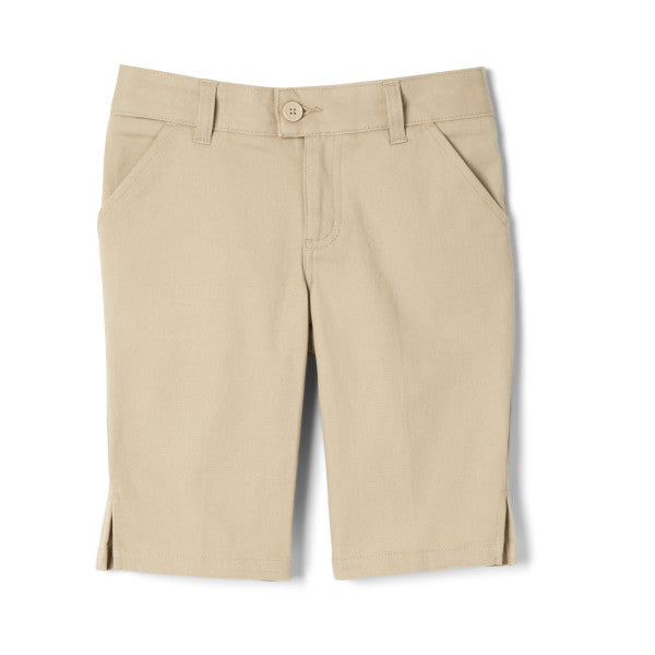 Girl French Toast Shorts - Khaki