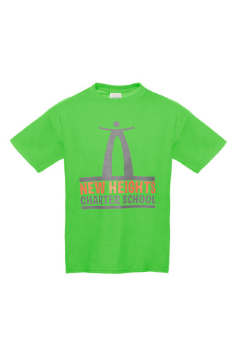 New Heights Charter School T-Shirt