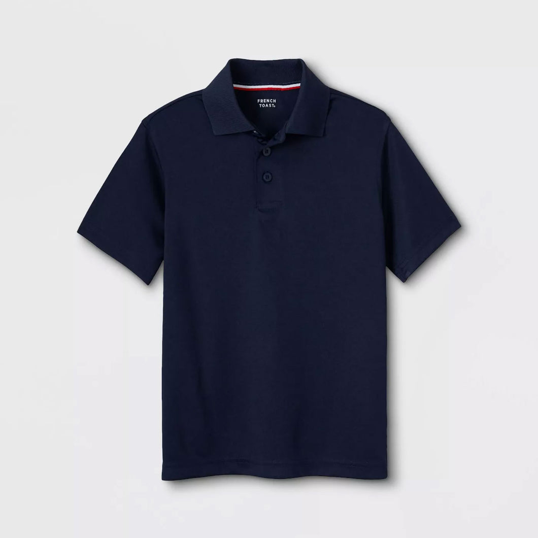 French Toast Toddler Polo