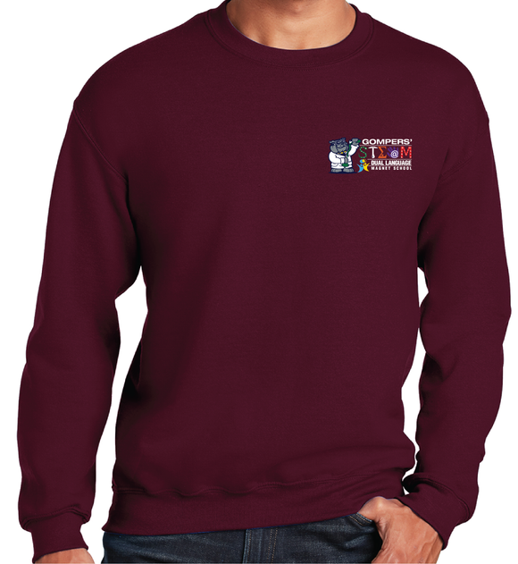 Gompers Magnet Pullover Sweatshirt