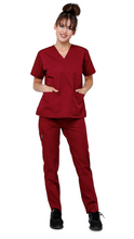 Load image into Gallery viewer, Women's Classic Basic Uniform Scrubs / Dress A Med