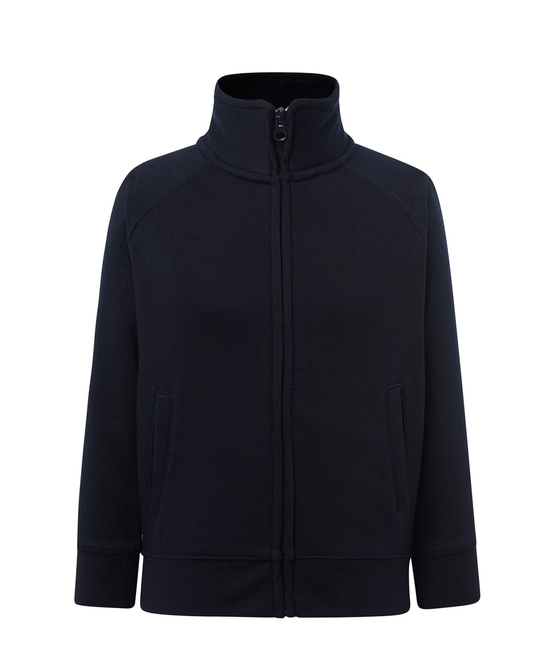 No Hooded Zipper Sweater JHK