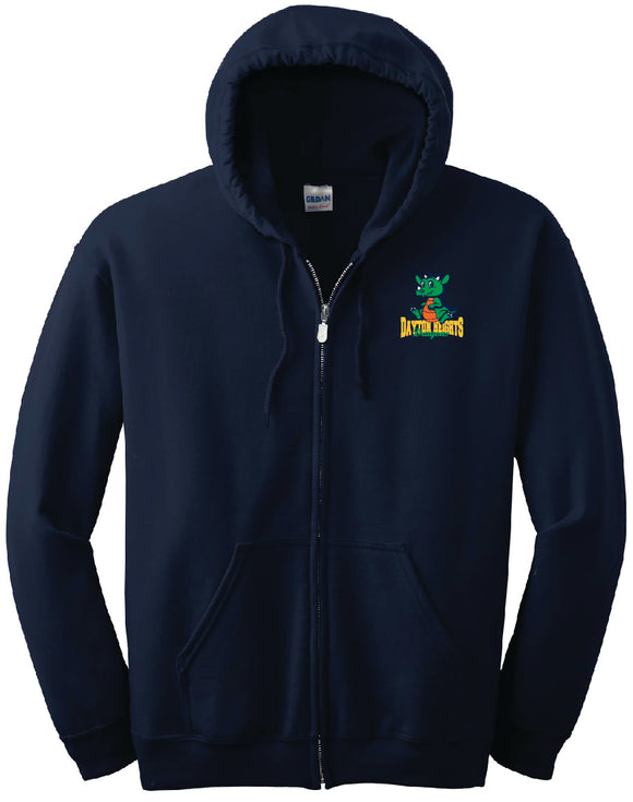 Dayton Heights Hoodie / PK - 2nd Grade
