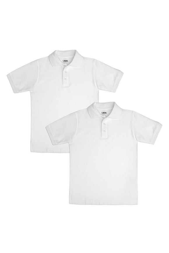 French Toast 2-Pack Pique Polo