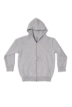 Premium Zipper Hooded Sweater