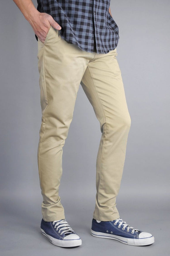 Neo Blue Mens Pants