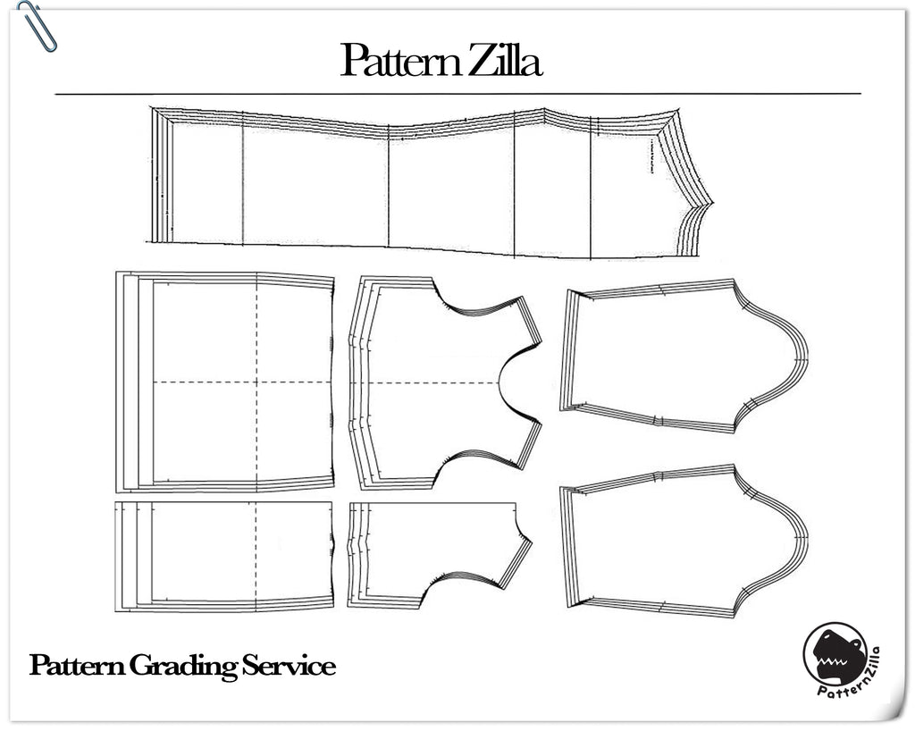 Pattern Grading Services