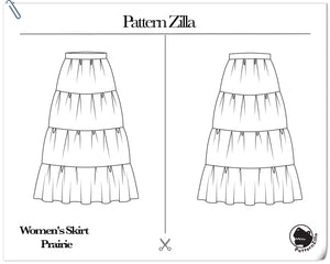Women's Skirt Prairie