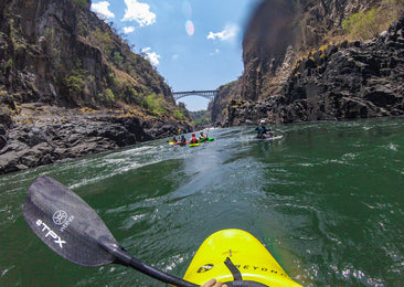 A Whitewater Kayaker's Journey to Zambia