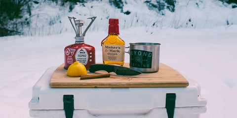The perfect lightweight backpacking cocktail - The Hot Toddy