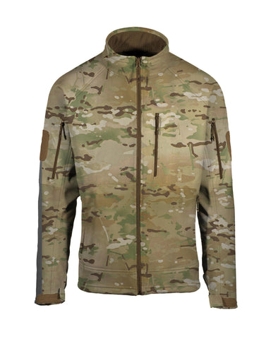 A5 - Rig Softshell Jacket Multicam