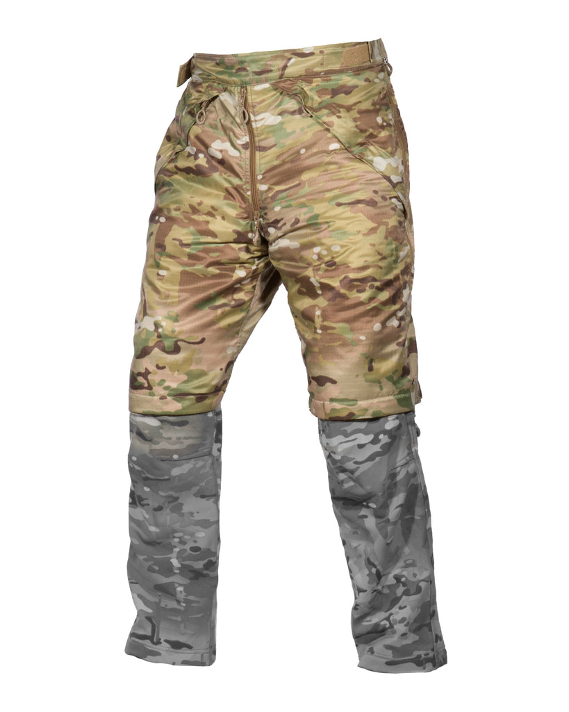A8 Insulated Short - Multicam