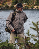 K6 - Arx Rain Jacket - Beyond Clothing USA
