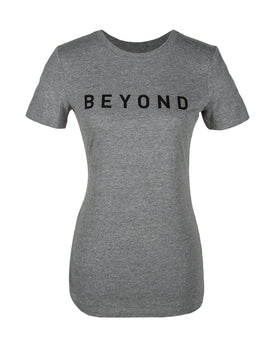 Womens BEYOND Logo Tee