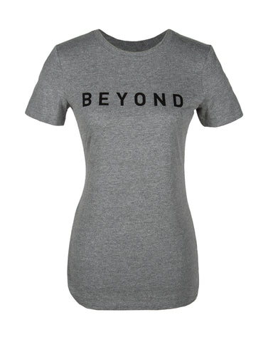 Women's BEYOND Logo Tee