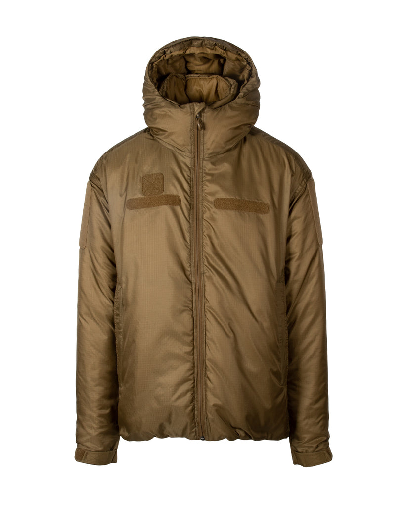 A7 - Cold Jacket Advanced