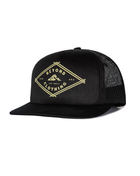 Diamond Logo Trucker Hat