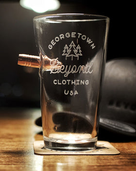 Limited Edition BEYOND Pint Glass