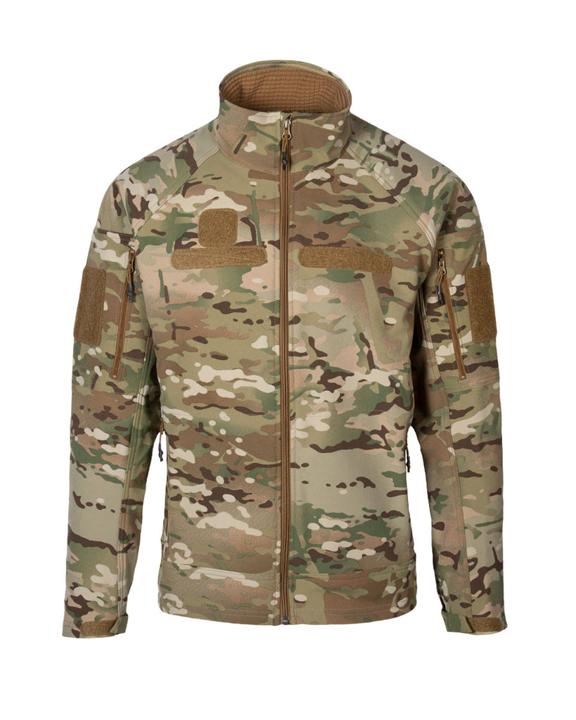 A5 - Rig Softshell Jacket (Velcro Patches)