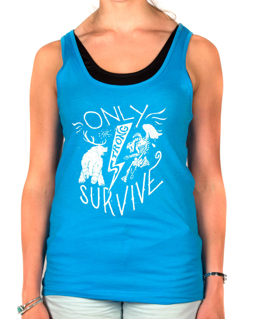 Only the Strong Women's Tank
