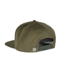 Vintage Patch Hat - Olive Green
