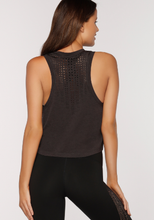 Lily Cropped Active Tank - Balance Everywear
