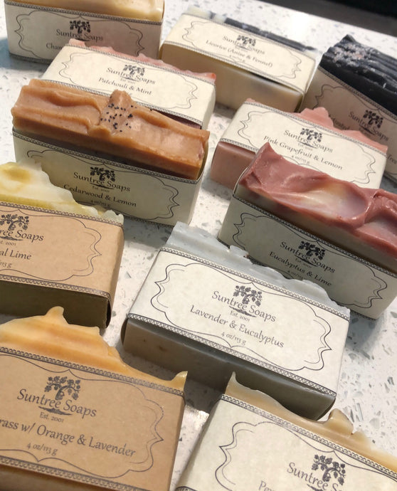 Suntree Soaps - Soap - Balance Everywear