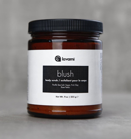 Blush Body Scrub - Balance Everywear