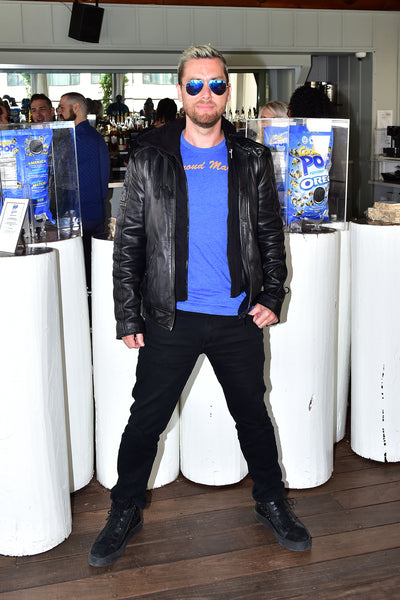 Lance Bass hosting National OREO Day event with OREO Cookie Pop...