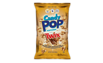 """SNAX-Sational brands has officially announced the launch of their newest Candy Pop flavor, TWIX Candy Pop"""