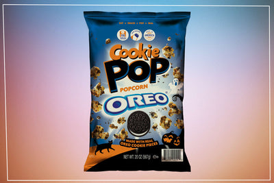 Oreo Popcorn Is Back With New Orange Creme for Halloween