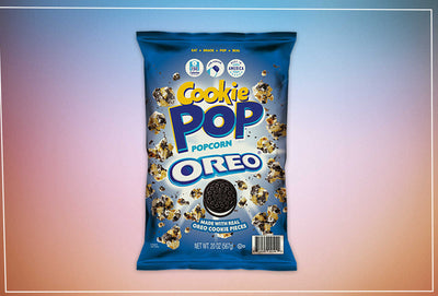 """Oreo Popcorn Is Here for Your Sweet and Salty Snack Fix"""