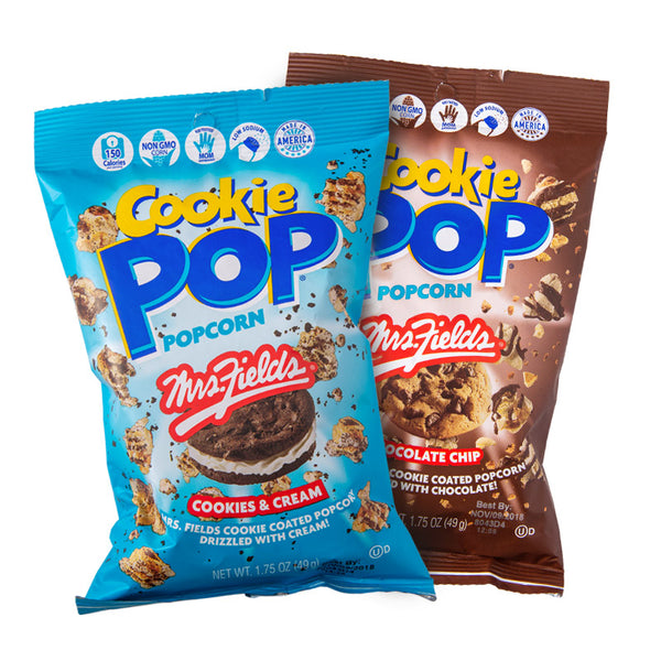 Cookies & Cream / Choc. Chip Combo Snack Size 24 pk