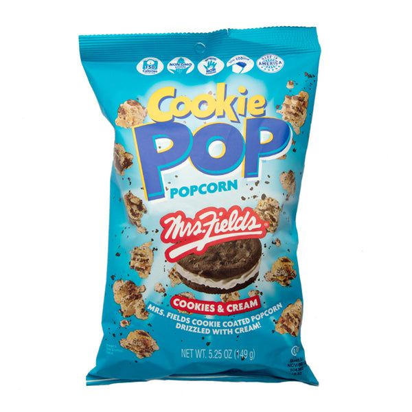 Cookies & Cream Cookie Pop