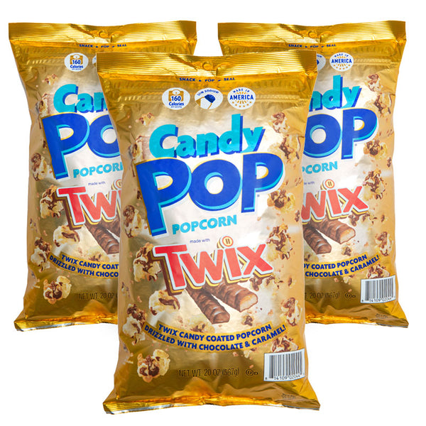 TWIX Candy Pop 20 oz Party Pack