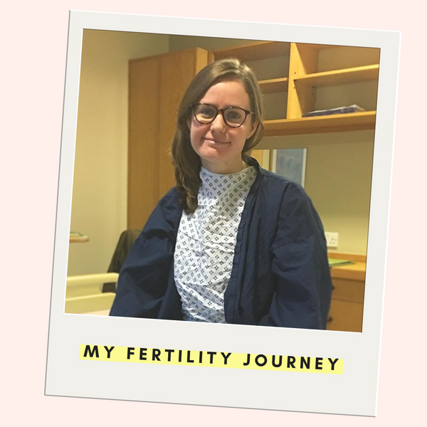 Fertility Journey: Amber from The Preggers Kitchen