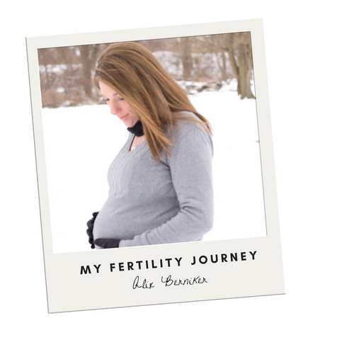 Fertility Journey: Alix Berniker on FertileGirl