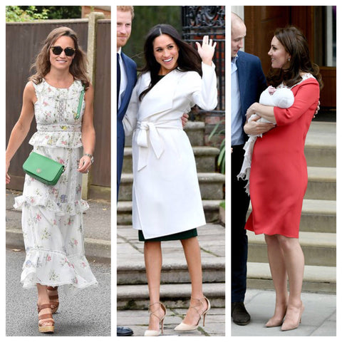 Royal wedding baby bumps and trying to conceive