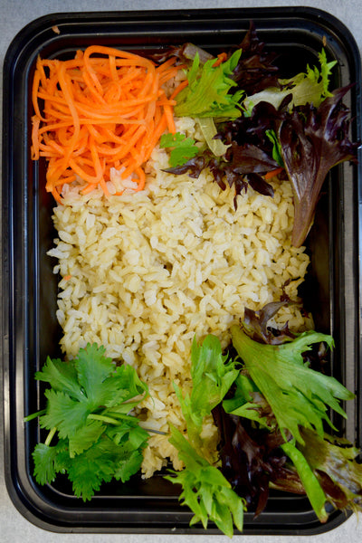 Brown Rice Bento Box
